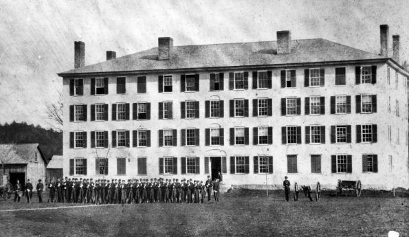 Norwich University Old South Barracks